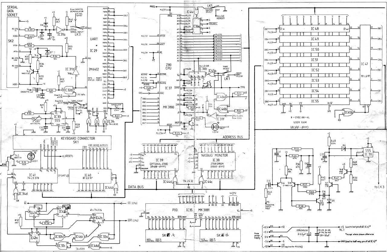 z80 schematic with Nas on How To Make Ice Cream Play Doh moreover Modem Wiring Diagram Pc Wiring Schematic Pc Auto Wiring Diagram besides Plc Electrical Wiring Diagrams furthermore 2 besides Hardware.
